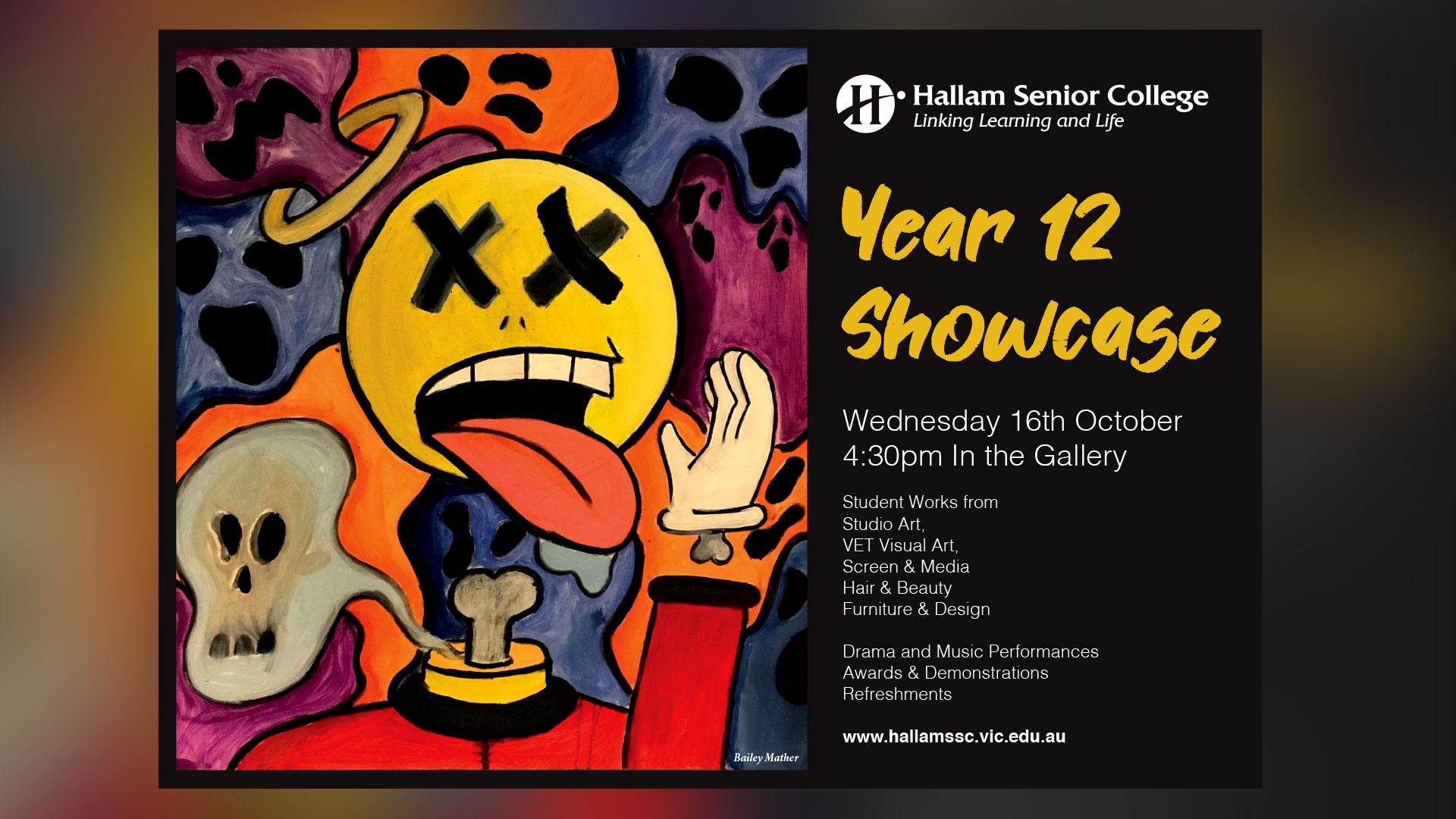 Yr 12 Showcase