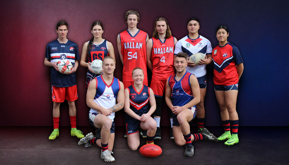 Hallam Senior college Sports Academy