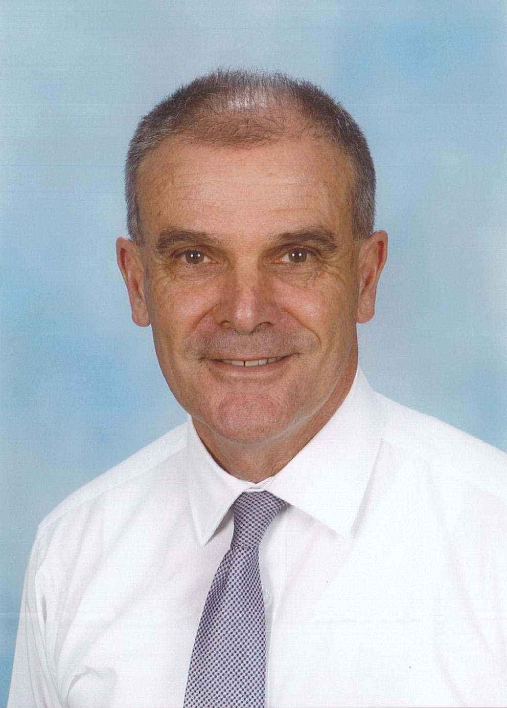 Greg McMahon - College Principal